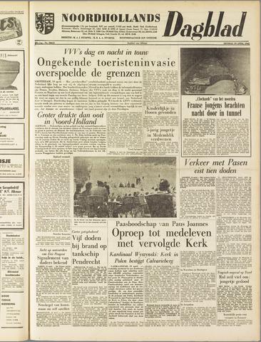 Noordhollands Dagblad : dagblad voor Alkmaar en omgeving 1960-04-19