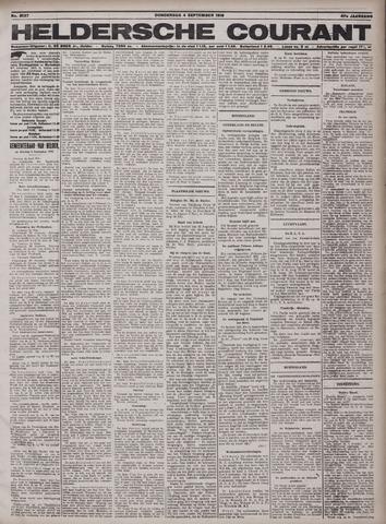 Heldersche Courant 1919-09-04