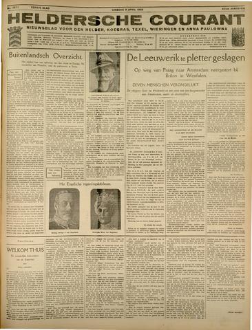 Heldersche Courant 1935-04-09