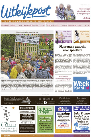 Uitkijkpost : nieuwsblad voor Heiloo e.o. 2011-08-31