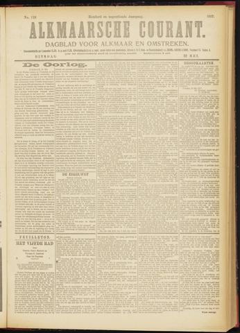 Alkmaarsche Courant 1917-05-22