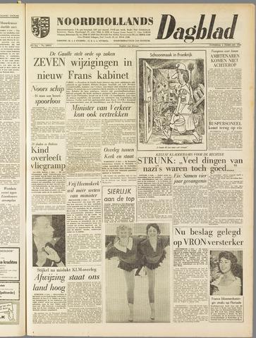 Noordhollands Dagblad : dagblad voor Alkmaar en omgeving 1960-02-06