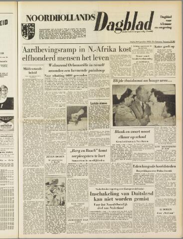 Noordhollands Dagblad : dagblad voor Alkmaar en omgeving 1954-09-10