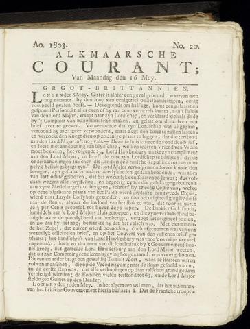 Alkmaarsche Courant 1803-05-16