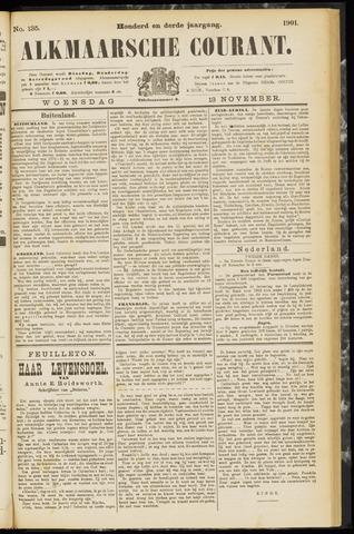 Alkmaarsche Courant 1901-11-13