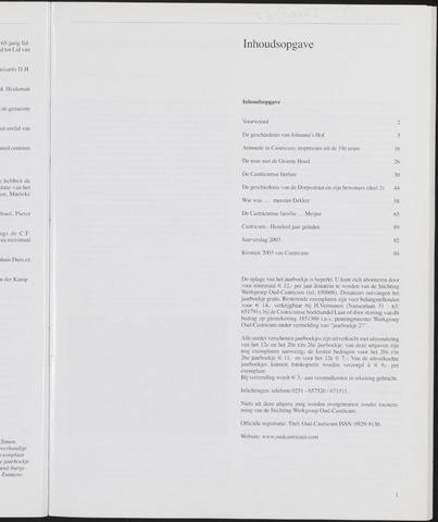 Jaarboek Oud Castricum 2004-11-01