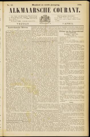 Alkmaarsche Courant 1899-04-07