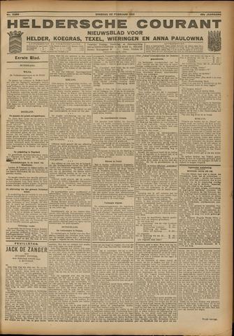 Heldersche Courant 1921-02-22