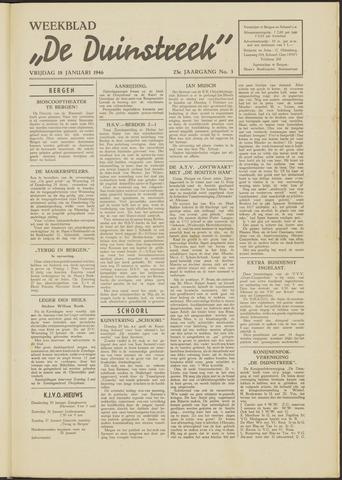 De Duinstreek 1946-01-18
