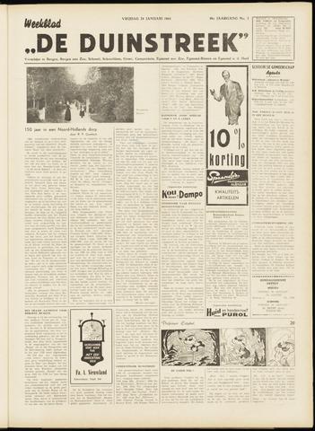 De Duinstreek 1964-01-24