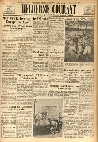 Heldersche Courant 1953-10-26