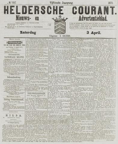 Heldersche Courant 1875-04-03