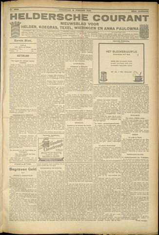 Heldersche Courant 1925-02-19