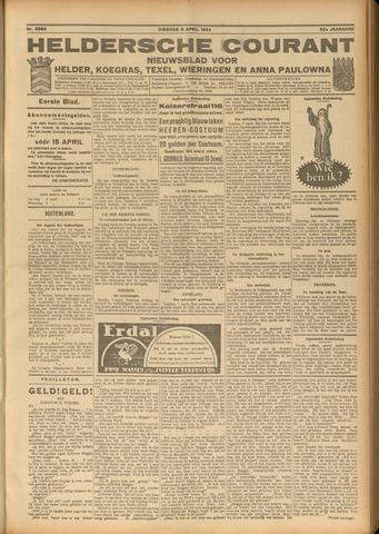 Heldersche Courant 1924-04-08