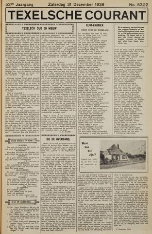 Texelsche Courant 1938-12-31