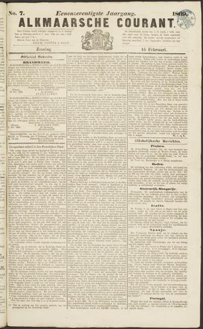 Alkmaarsche Courant 1869-02-14