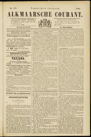 Alkmaarsche Courant 1888-12-19