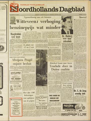 Noordhollands Dagblad : dagblad voor Alkmaar en omgeving 1969-05-17