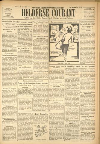 Heldersche Courant 1949-11-26