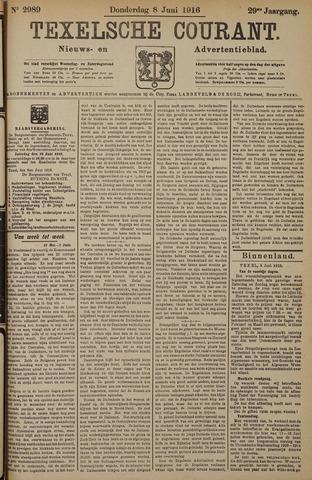 Texelsche Courant 1916-06-08