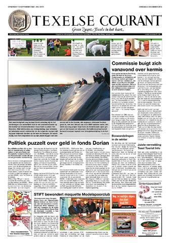 Texelsche Courant 2012-12-04