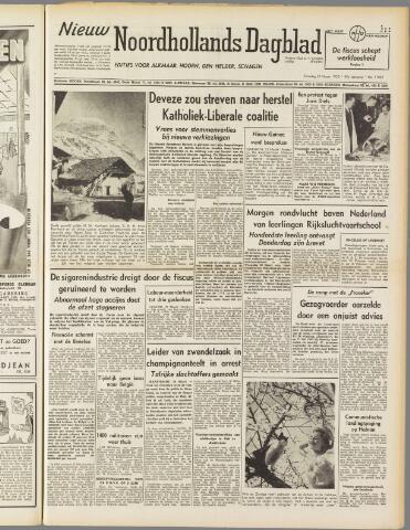 Nieuw Noordhollandsch Dagblad : voor Alkmaar en omgeving 1950-03-28