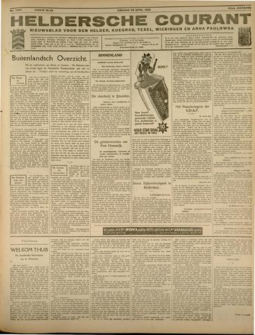 Heldersche Courant 1935-04-23