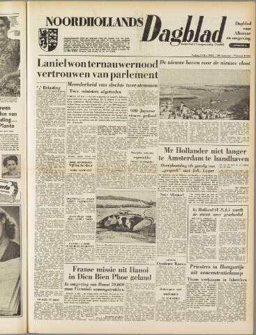 Noordhollands Dagblad : dagblad voor Alkmaar en omgeving 1954-05-14