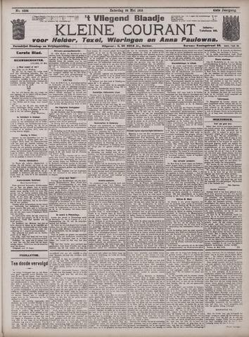 Vliegend blaadje : nieuws- en advertentiebode voor Den Helder 1913-05-24