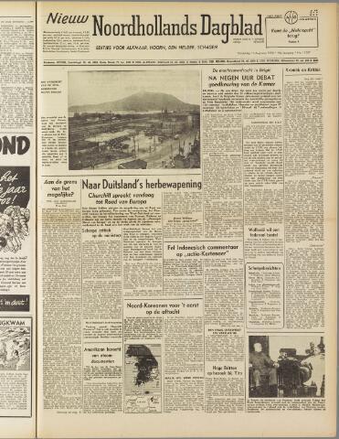 Nieuw Noordhollandsch Dagblad : voor Alkmaar en omgeving 1950-08-10