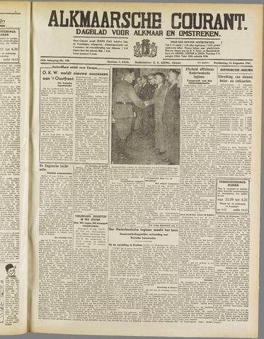 Alkmaarsche Courant 1941-08-14