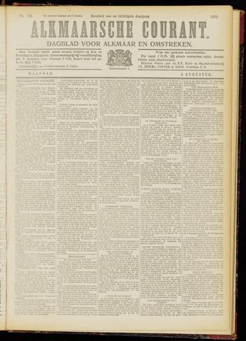 Alkmaarsche Courant 1919-08-04