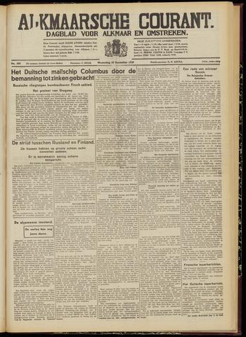 Alkmaarsche Courant 1939-12-20