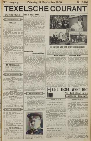 Texelsche Courant 1938-09-17