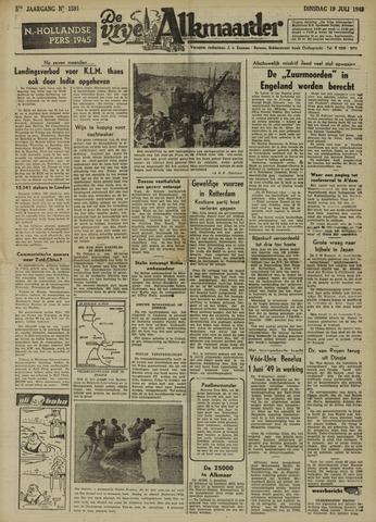 De Vrije Alkmaarder 1949-07-19