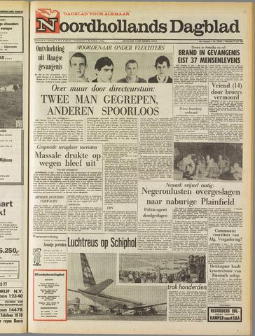 Noordhollands Dagblad : dagblad voor Alkmaar en omgeving 1967-07-17