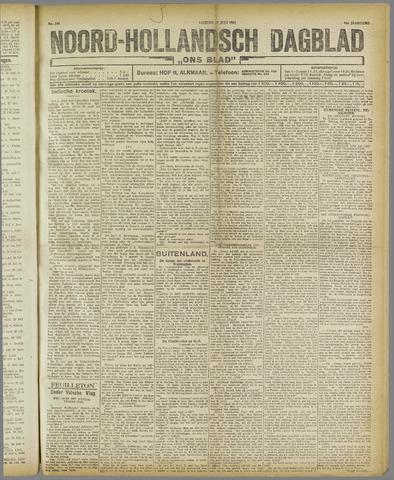 Ons Blad : katholiek nieuwsblad voor N-H 1921-07-29