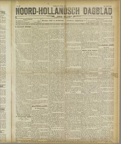 Ons Blad : katholiek nieuwsblad voor N-H 1921-04-29