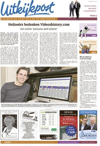Uitkijkpost : nieuwsblad voor Heiloo e.o. 2014-04-23