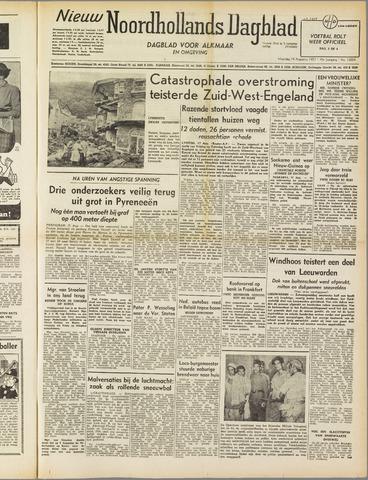 Nieuw Noordhollandsch Dagblad : voor Alkmaar en omgeving 1952-08-18