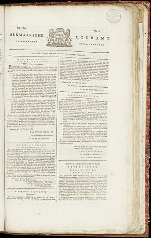 Alkmaarsche Courant 1822-02-25