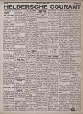 Heldersche Courant 1916-01-25
