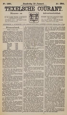 Texelsche Courant 1901-01-10