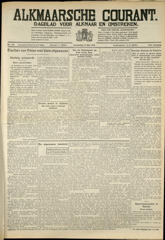 Alkmaarsche Courant 1939-05-25