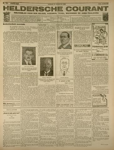 Heldersche Courant 1933-08-15