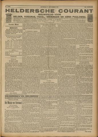 Heldersche Courant 1921-09-17