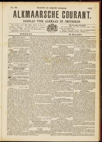 Alkmaarsche Courant 1907-03-12