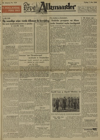 De Vrije Alkmaarder 1948-05-07