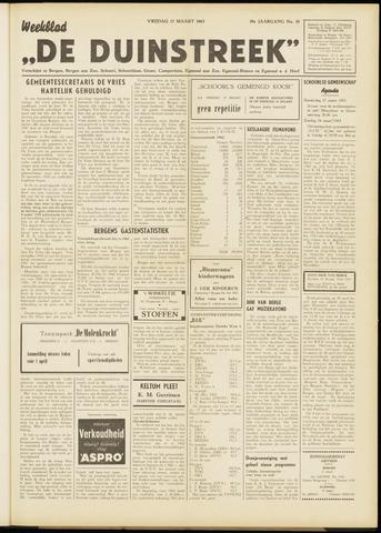 De Duinstreek 1963-03-15