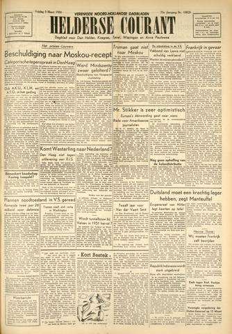 Heldersche Courant 1950-03-03
